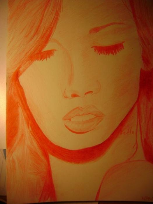 Rihanna by MAYA.S